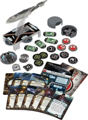 Star Wars Armada: MC30c-Fregatte