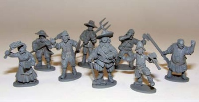 Pike and Shotte Clubmen Militia (8)