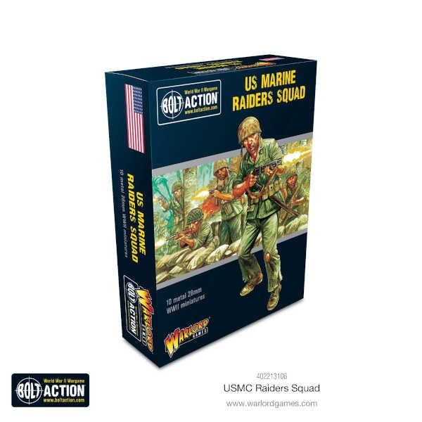 USMC Raider Squad (10)