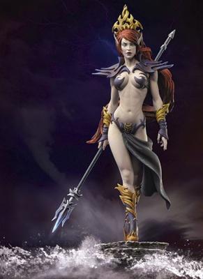 Zwëothel, Queen of Darkness