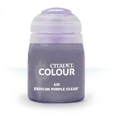 Eidolon Purple CLEAR (Air)