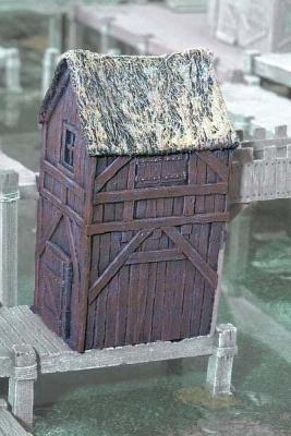 Holzturm - Seestadt