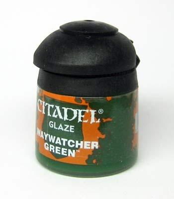 Waywatcher Green (Glaze)