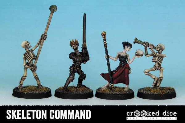 Skeleton Command
