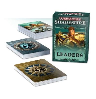 WHU: Shadespire Leader Cards ENGLISCH
