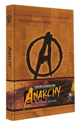 Shadowrun 5: Anarchy (Hardcover) *Limitierte Ausgabe*