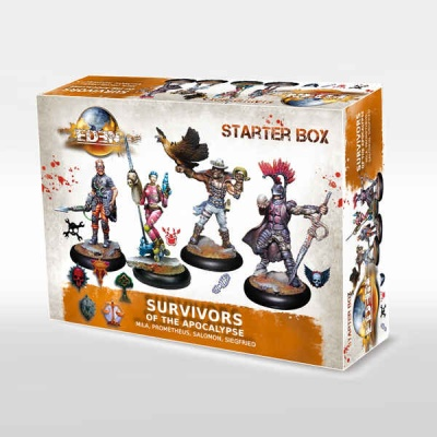 Starter Box Survivors