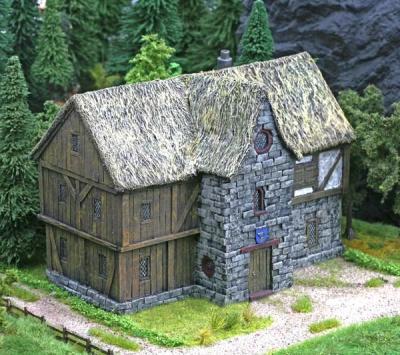 Zwergen Wohnhaus