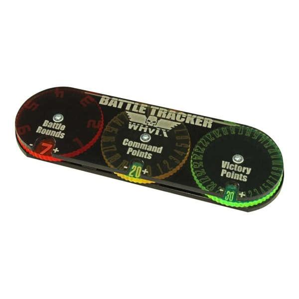 LITKO Battle Tracker compatible with Whv9, Multi-Color (1)