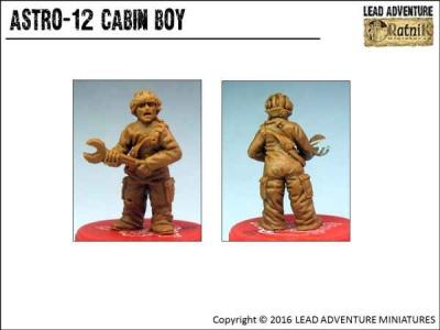 Cabin Boy (1)