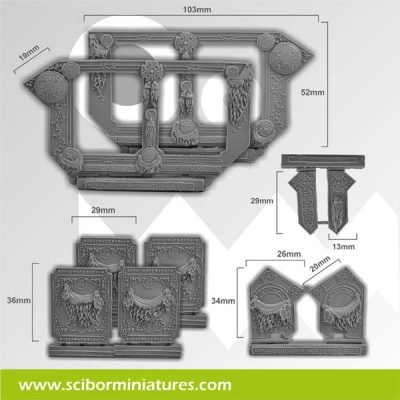 Celtic Big Conversion set (10)