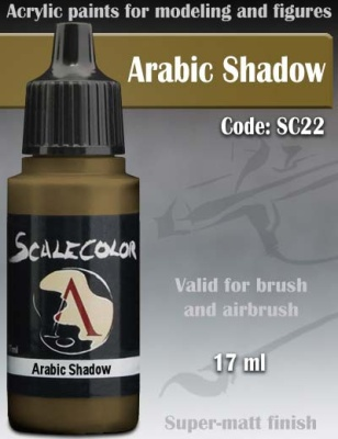 Scalecolor 22 Arabic Shadow (17ml)