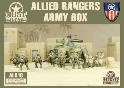 Ranger Army Box