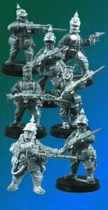 Truppbox ( 8 Figuren)