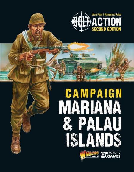 Campaign: Mariana & Palau Islands