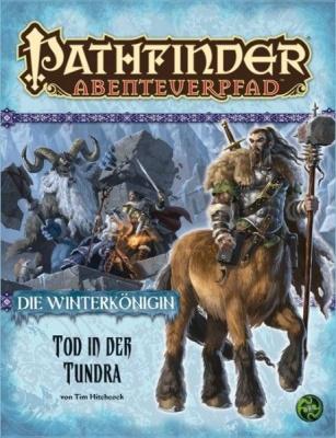 Die Winterkönigin #3: Tod in der Tundra