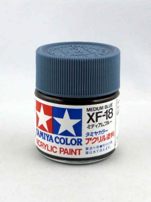 XF-18 Medium Blue matt 23 ml