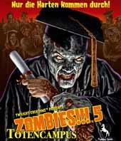Zombies!!! 5: Totencampus