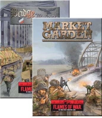 Market Garden Compilation (2 Books) (OOP)