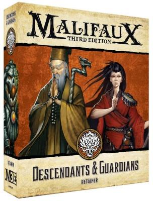 Malifaux (M3E): Descendants and Guardians