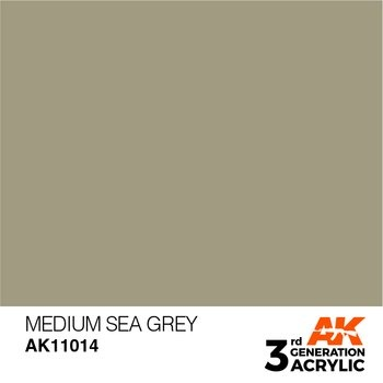 Medium Sea Grey 17ml