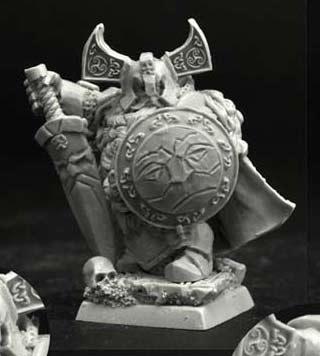 Dwarf Lord Jarnat