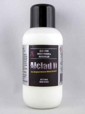 Alclad II White Primer & Microfiller (60ml)