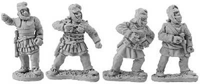 Persian Guards/Kardakes Spearmen (random 8 of 4 d