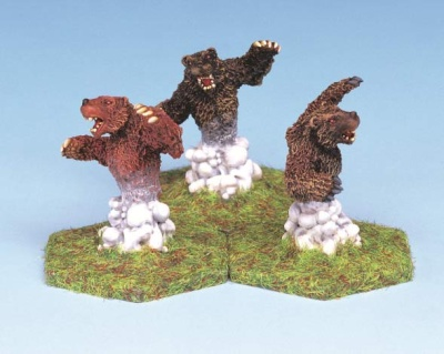 Bear Spirits (3)