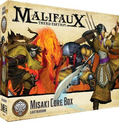 Malifaux (M3E): Misaki Core Box