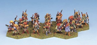 Wood Elf Hunters (24)