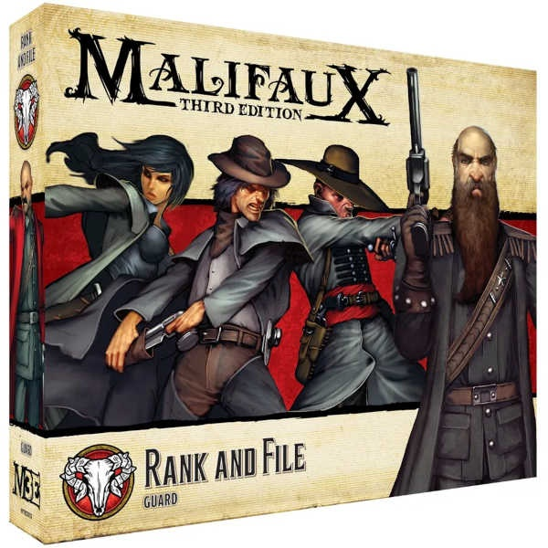 Malifaux (M3E): Rank and File