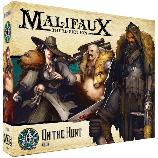 Malifaux (M3E): On the Hunt