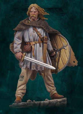 Viking Swordsman, 925 A.D.