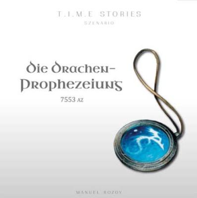 T.I.M.E Stories Die Drachen-Prophezeiung