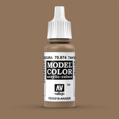 Model Color 134 Dunkel Erdbraun (USA tan-Earth) (874)