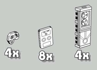 Detailing Kit: Retro Consoles A