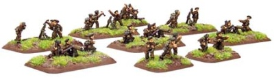 Commando Weapons Platoon