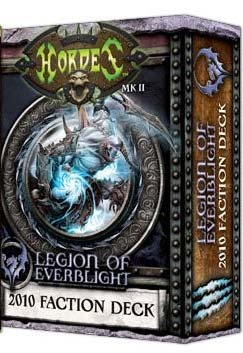 HORDES Mk II Legion of Everblight Deck