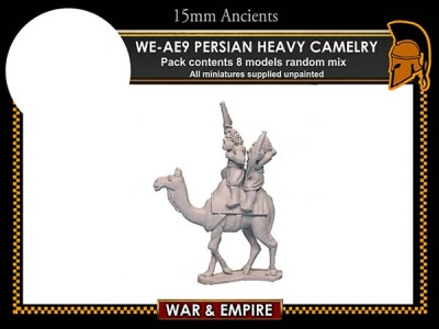 Early Persian, Heavy Camelry