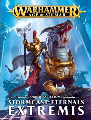 Battletome: Stormcast Eternals Extremis (Softcover)