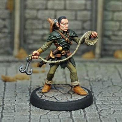 Male Elf Thief