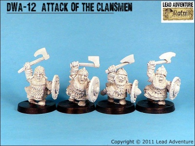 Attack of the Clansmen (4)