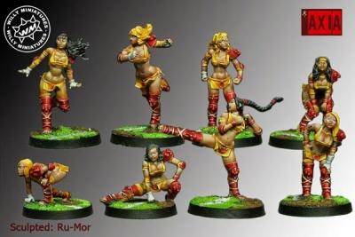 Amazonen Linewomen (8)