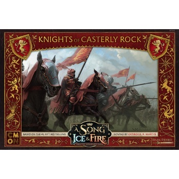 A Song Of Ice And Fire - Knights of Casterly Rock