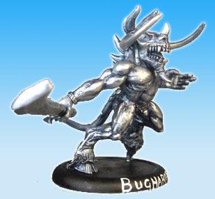 Bugharoth Demon