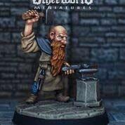 Dwarven Weaponsmith (1)