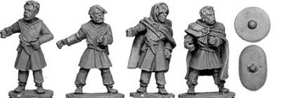 Romano British Spearmen I (standing)(8)