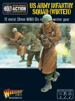 US Army Infantry Squad in Winter Clothing (10)