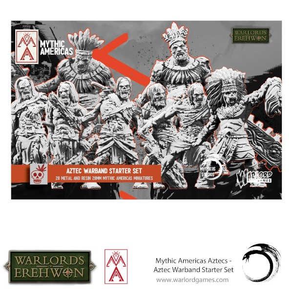 Aztec Warband Starter Set